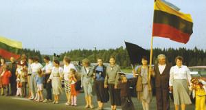 Kaune bus minima Europos diena stalinizmo ir nacizmo aukoms atminti ir Baltijos kelio diena