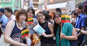 Lietuva pristatyta tradiciniame festivalyje Tokijuje