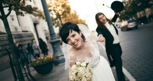 Į ką atsižvelgti planuojant vestuvių fotosesiją rudenį