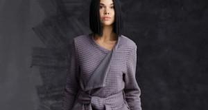 Dizainerė D. Vapsvienė pristato šiluma dvelkiančią drabužių kolekciją