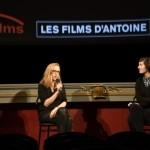 Julija Steponaitytė Stokholmo kino festivalyje apdovanota už geriausią moters vaidmenį