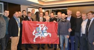 Lietuvos atstovybėse užsienyje paminėta Kariuomenės diena