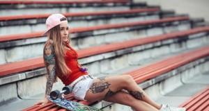 """Modelis Kristina Bartnykaitė: """"Ieškoti laimės reikia ne veidrodyje, o savo vidiniame pasaulyje"""""""