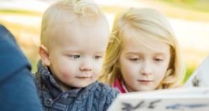 Kada pradėti sekti pasakas vaikams?