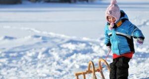 Kaip rūpintis vaikų sveikata žiemą