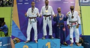 Lietuviams – šeši 2016 metų Europos brazilų džiudžitsu čempionato trofėjai