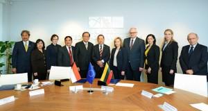 Lietuvos ir Indonezijos universitetai stiprina bendradarbiavimą