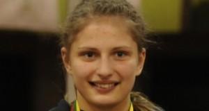 Kamilės Gaučaitės triumfas imtynių turnyre Baltarusijoje