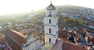 Vilniaus universitetui – pirmaujančių Europos universitetų grupės atstovų dėmesys