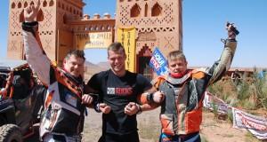 Tuaregų ralyje Maroke lietuviai užėmė antrąją ir penktąją vietas