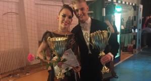 Lietuvių šokėjų pora Europos čempionate pelnė penktąją vietą