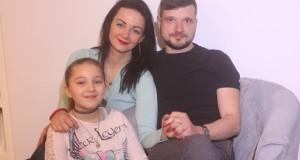 Vilniečių šeimos iniciatyva – popieriniai laiškai Brailio raštu