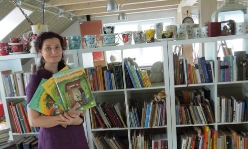"""""""Vaikiškų knygų žmonėms reikia visą gyvenimą"""""""