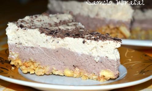 Nekeptas tortas