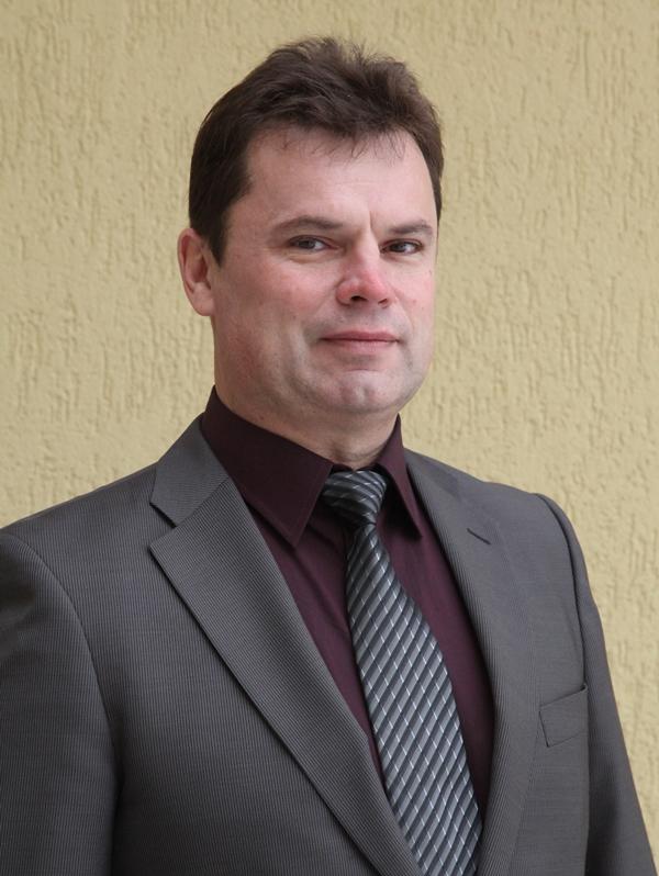 Bendruomenės pirmininkas Rimantas Micka
