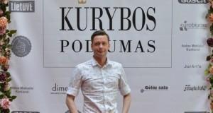 Karolis Murauskas sukūrė šukuosenas dizainerės Ugnės Šeremetaitės išskirtinių lankelių pristatymui
