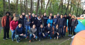 Lietuvos studentai didžiausiame pasaulyje estafetiniame bėgime įveikė daugiau nei 300 komandų