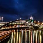 """Talentingo moksleivio fotografijų paroda """"Naktinis Vilnius"""""""