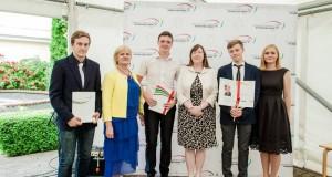 Lietuvos jaunuoliams – Edinburgo hercogo apdovanojimai