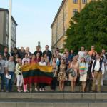 Aukščiausias pasaulio pastatas nušvis Lietuvos vėliavos spalvomis