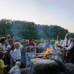 Etnokultūros vertybių puoselėtojai Merkinėje
