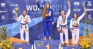 Dominyka Obelenytė – dukart pasaulio brazilų džiudžitsu čempionė