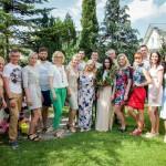 Dizainerės Aurelijos Jurkšaitytės gimtadienyje – nuo ledo taurės iki žymios atlikėjos koncerto