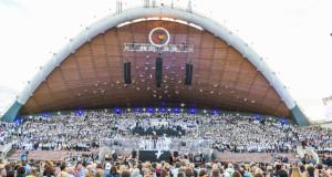 Vingio parke skambėjo gražiausios lietuviškos dainos