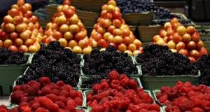 Parduodantiems mažus kiekius vaisių ir daržovių – minimalūs reikalavimai