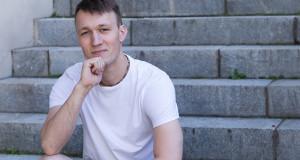 """Jaunasis rašytojas Vytautas Varanius: """"Literatūra keičia žmones, turi galvoti, ką rašai"""""""