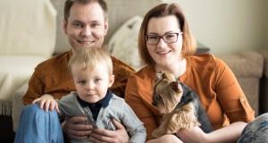 Skanios Bajalių šeimos istorijos