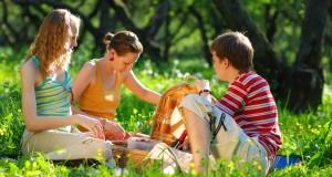 Pagrindiniai iškylautojo gamtoje mitybos principai