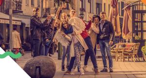Kaunas paskelbė aktyviausio jaunimo paiešką