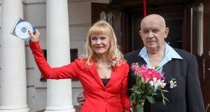 Poetų porai perlinių vestuvių proga – unikali A. Ivanausko-Faros dovana
