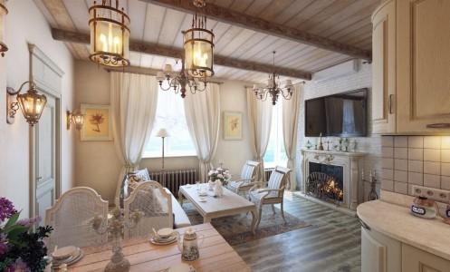 Skandinaviškas ar įmantrus prancūziško stiliaus interjeras?
