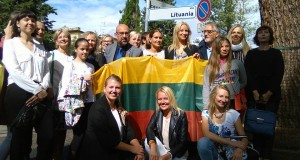 Florencijos gatvė pavadinta Lietuvos vardu