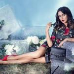 """Modelis Karolina Meschino: """"Pagrindinis stiliaus akcentas – pasitikėjimas savimi"""""""
