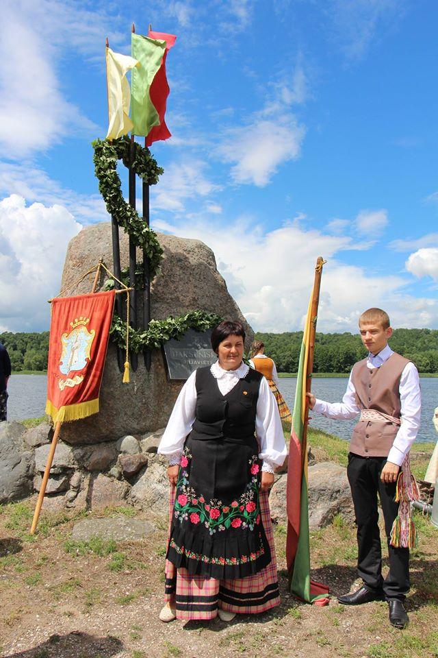 Bendruomenės pirmininkė Rasa Lukošienė