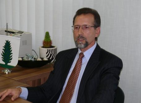 Margininkų bendruomenės pirmininkas Justinas Rimas