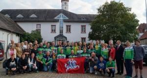 Iš Rio de Žaneiro grįžtančius parolimpiečius pirmieji sutiko Vokietijos lietuviai