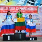 Iš sportinės radiopelengacijos pasaulio čempionato lietuviai grįžo su medaliais