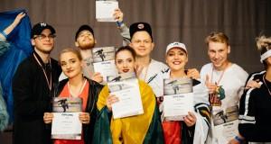 Stulbinantys Lietuvos gatvės šokėjų pasiekimai Pasaulio čempionate