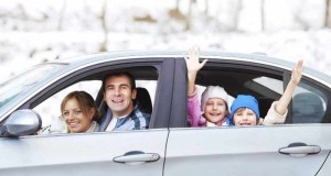 Kelionė po Europą automobiliu žiemą: ką būtina žinoti