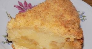 """""""Karališkas"""" obuolių pyragas"""