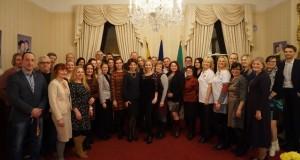 Ambasadoje Dubline – visuotinis Airijos lietuvių organizacijų susitikimas