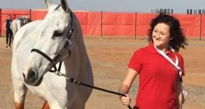 Lietuvos raitelė G. Mateikaitė ištvermės jojimo varžybas Dubajuje sulygino su Dakaro raliu