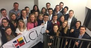 Už Lietuvai reikšmingą veiklą apdovanotam Londono Sičio lietuvių klubui antrus metus vadovaus Marius Raugalas