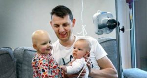 Tūkstančiai lietuvių neliko abejingi itin reta liga sergančiai mažajai Gabriellai