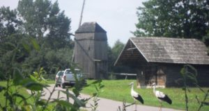 Lietuvos liaudies buities muziejus pirmą kartą kviečia švęsti Gandrines