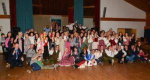 NORVEGIJA. Kovo 11-ąją Rogalando lietuviai surengė įspūdingą šventę